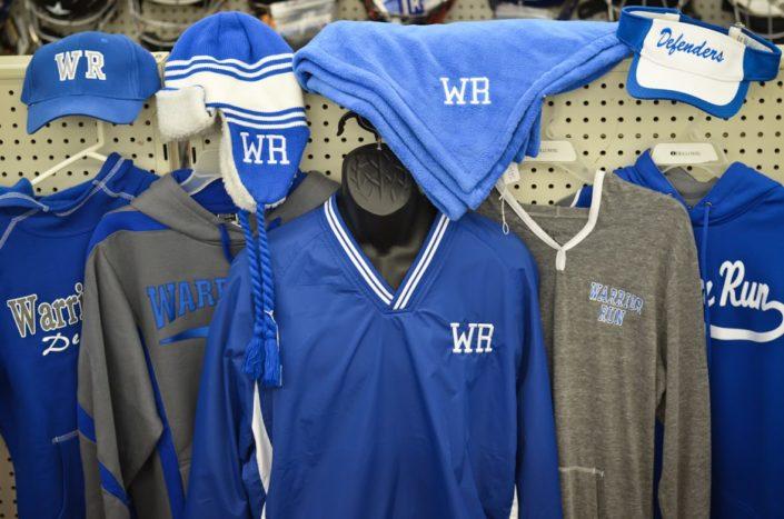 Warrior Run Defenders Baseball Uniforms