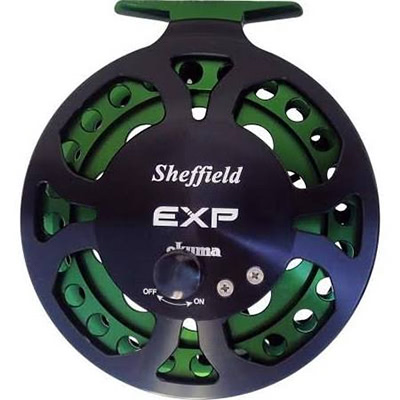 Sheffield EXP Centerpin Reel